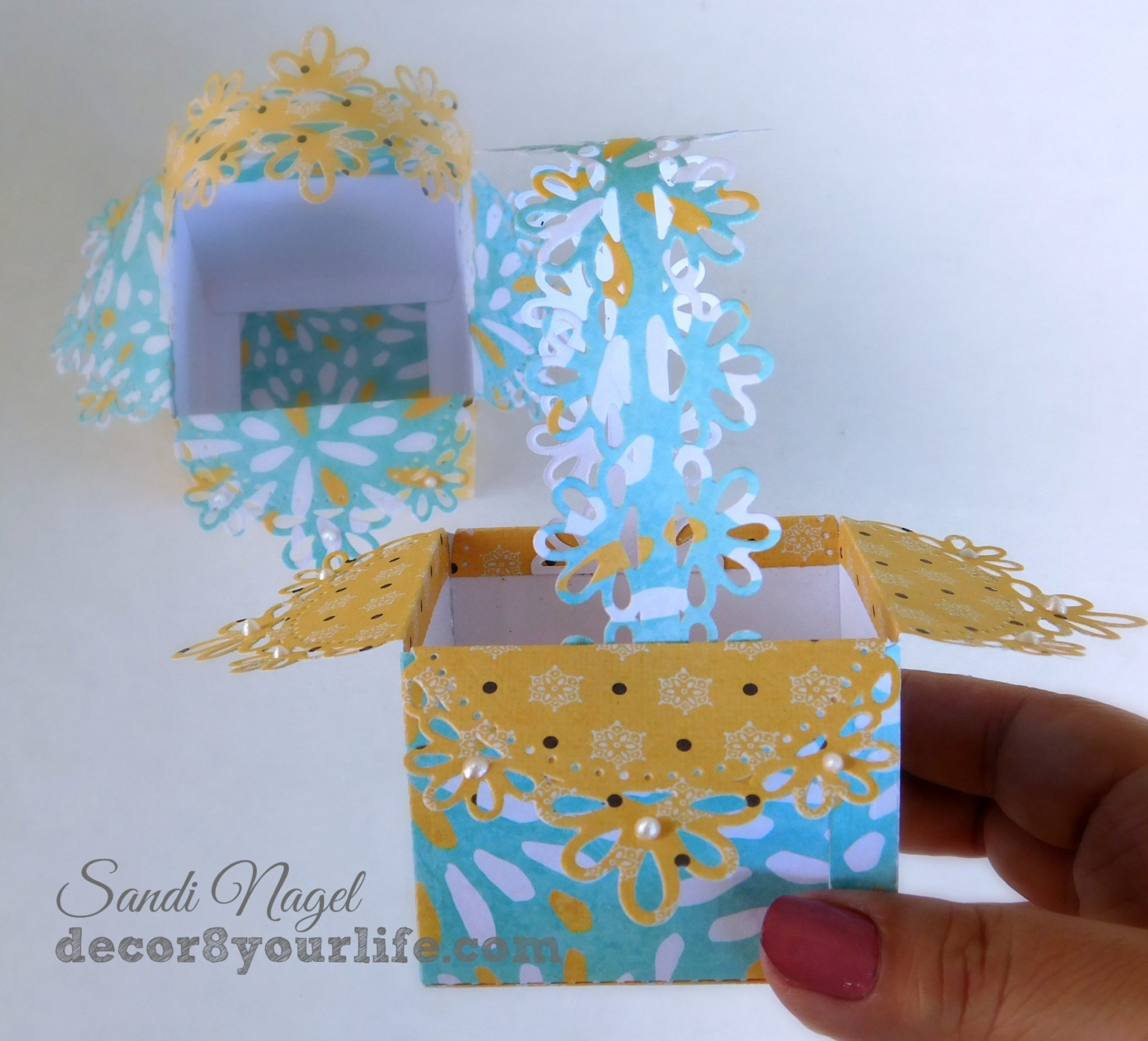 best party favor boxes for summer