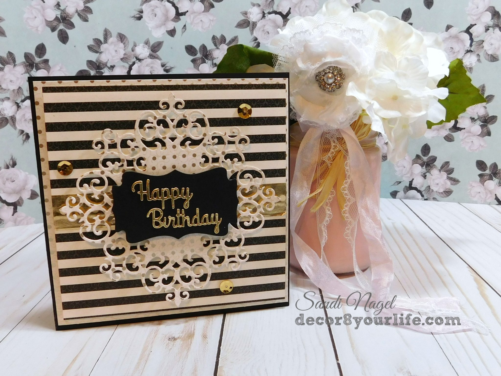 Spellbinders Birthday Card Ideas
