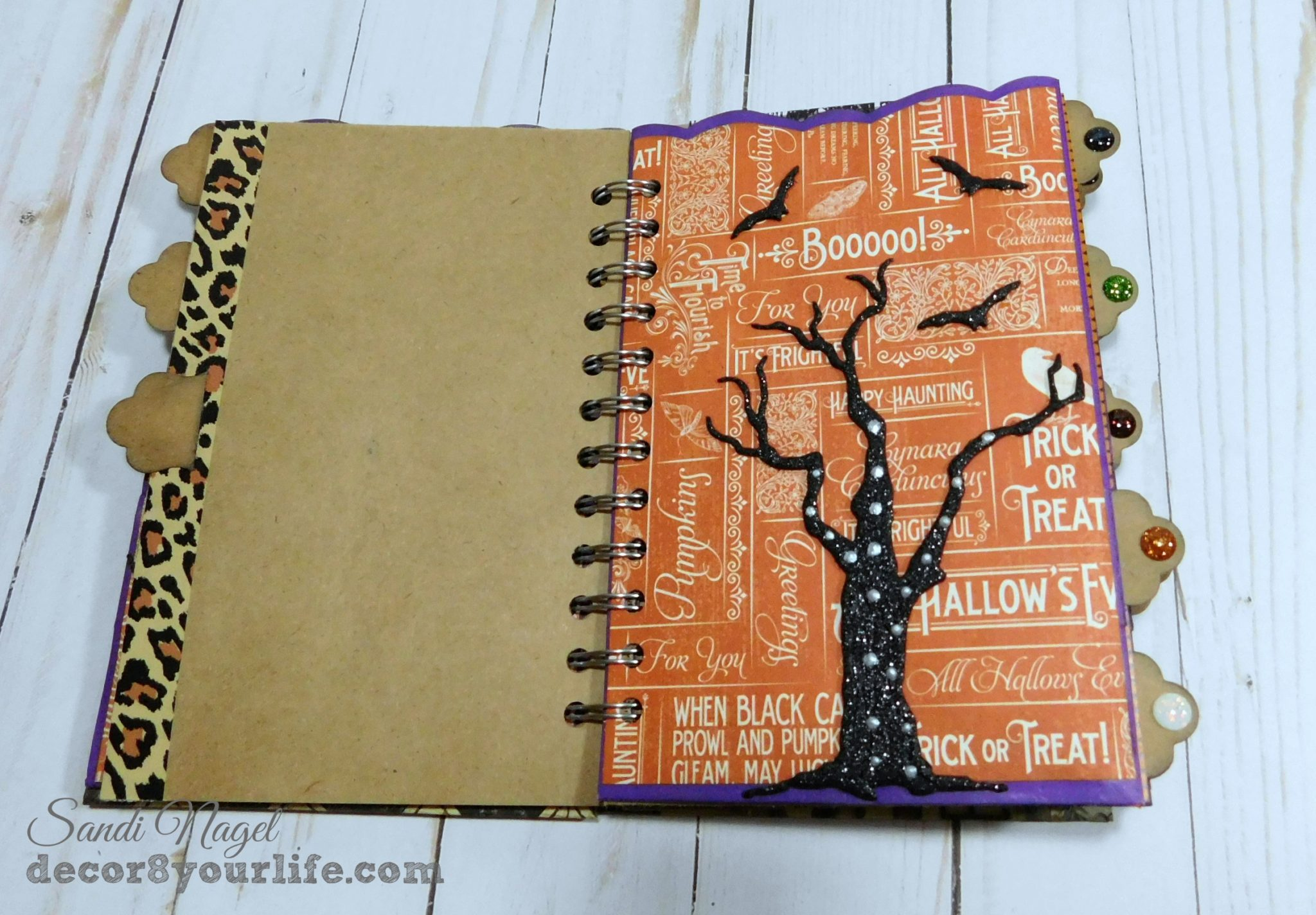 best halloween junk journal ideas