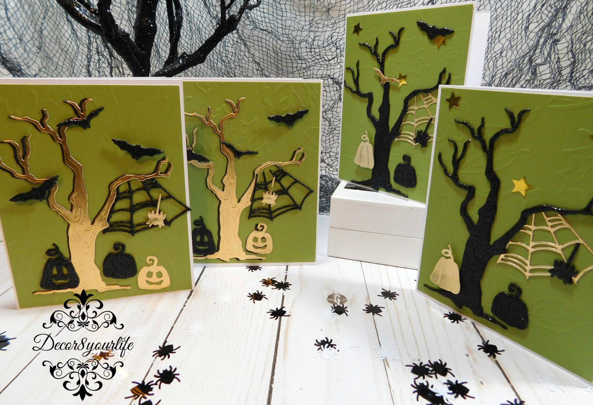 Spellbinders Card Making Kits