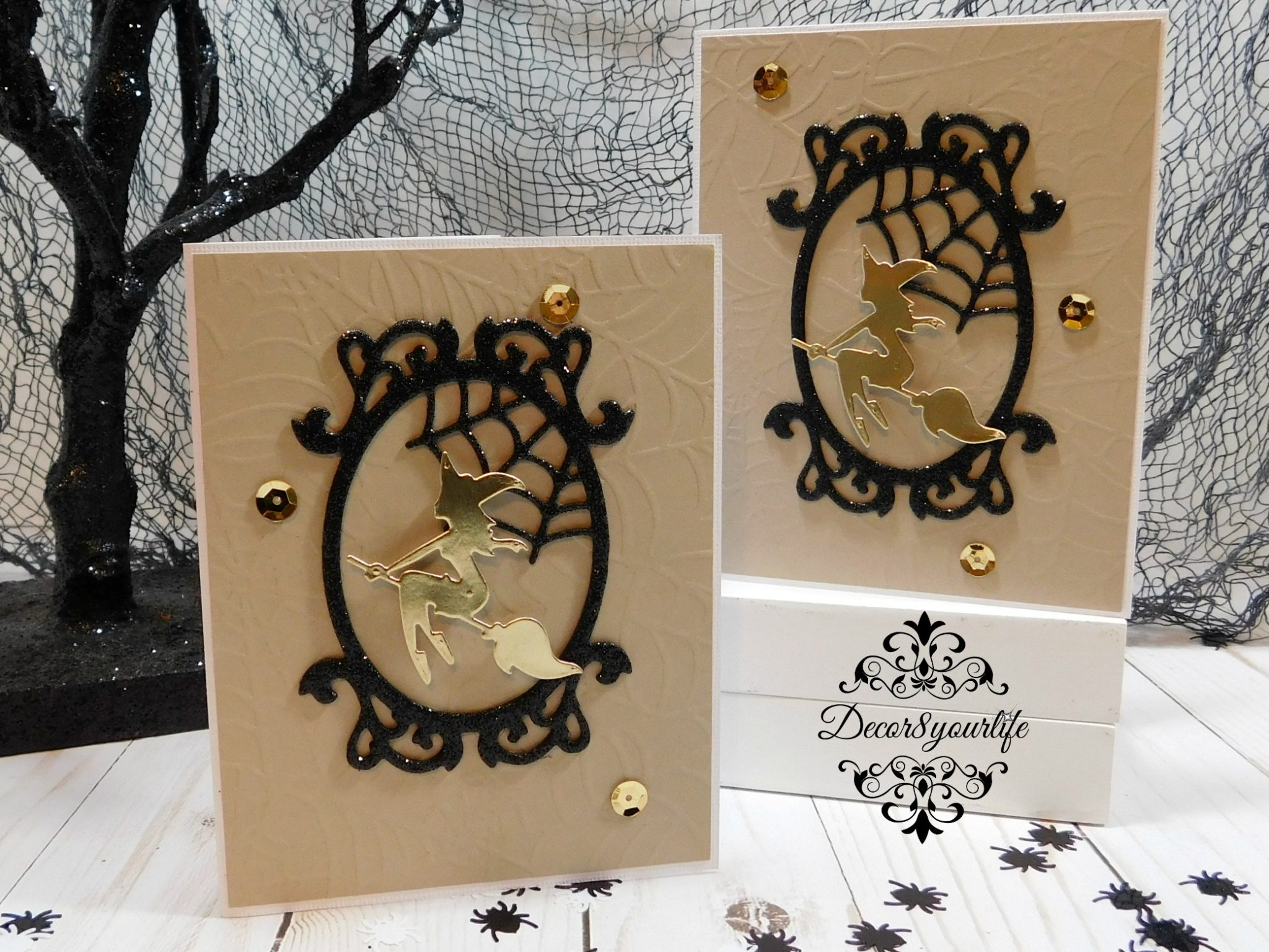 Halloween card making ideas for 2017