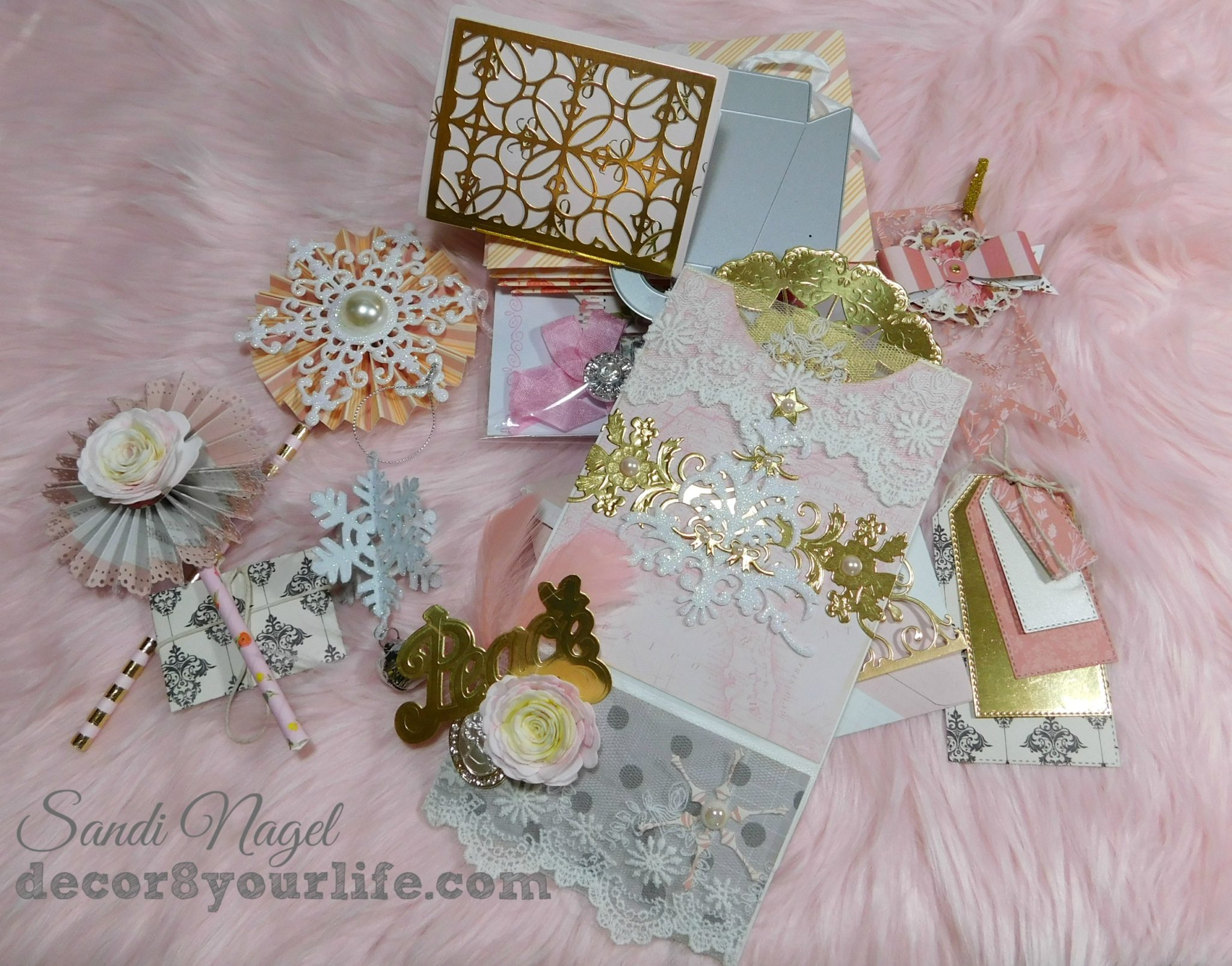 Spellbinders Paper Crafting Ideas