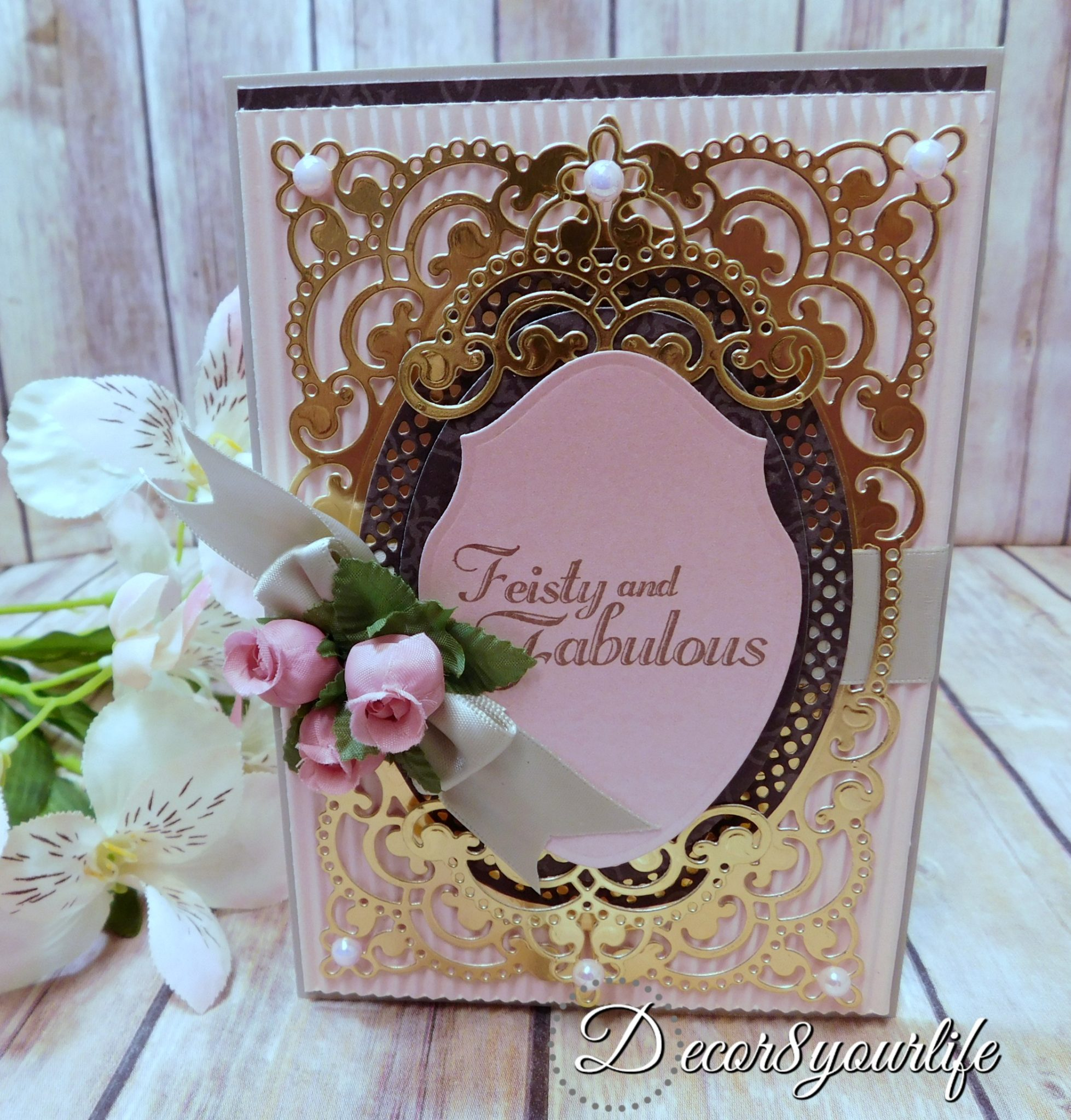 Elegant Card Ideas by Decor8yourlife