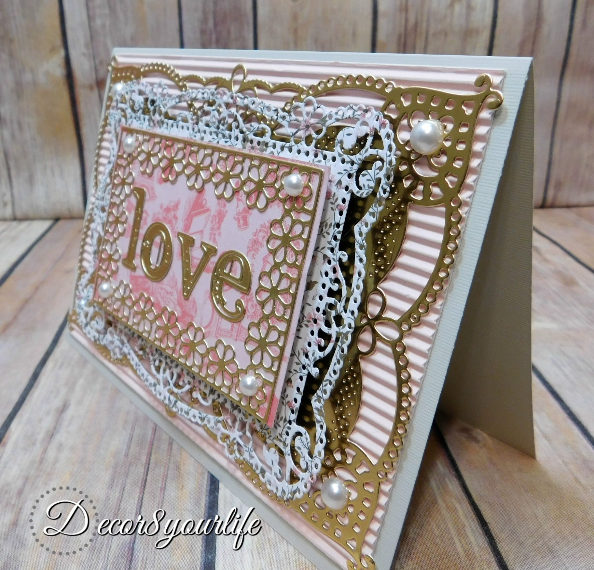 valentine's day card by decor8yourlife, Sandi Nagel