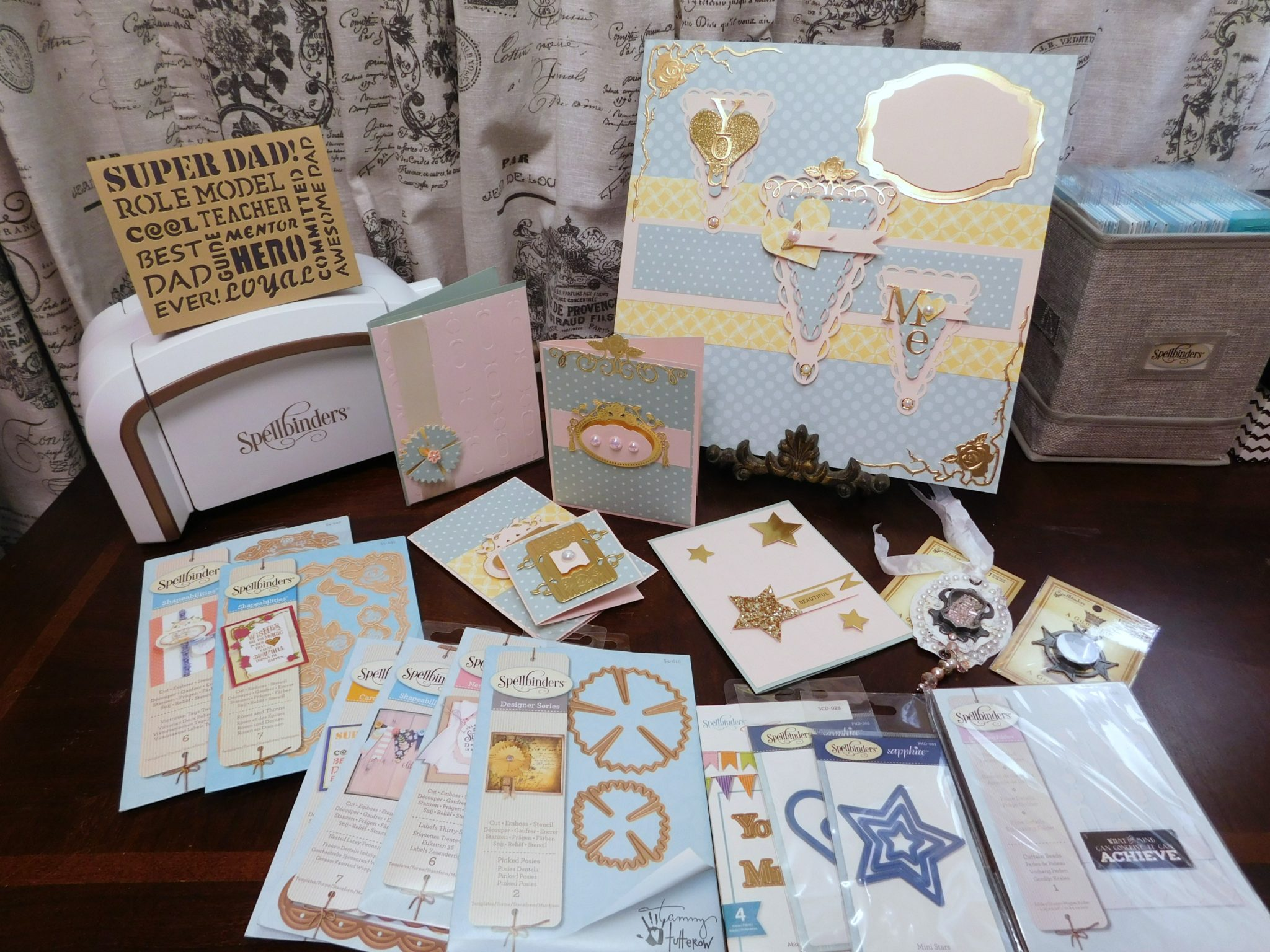 Spellbinders Surprise Bundle March 2018