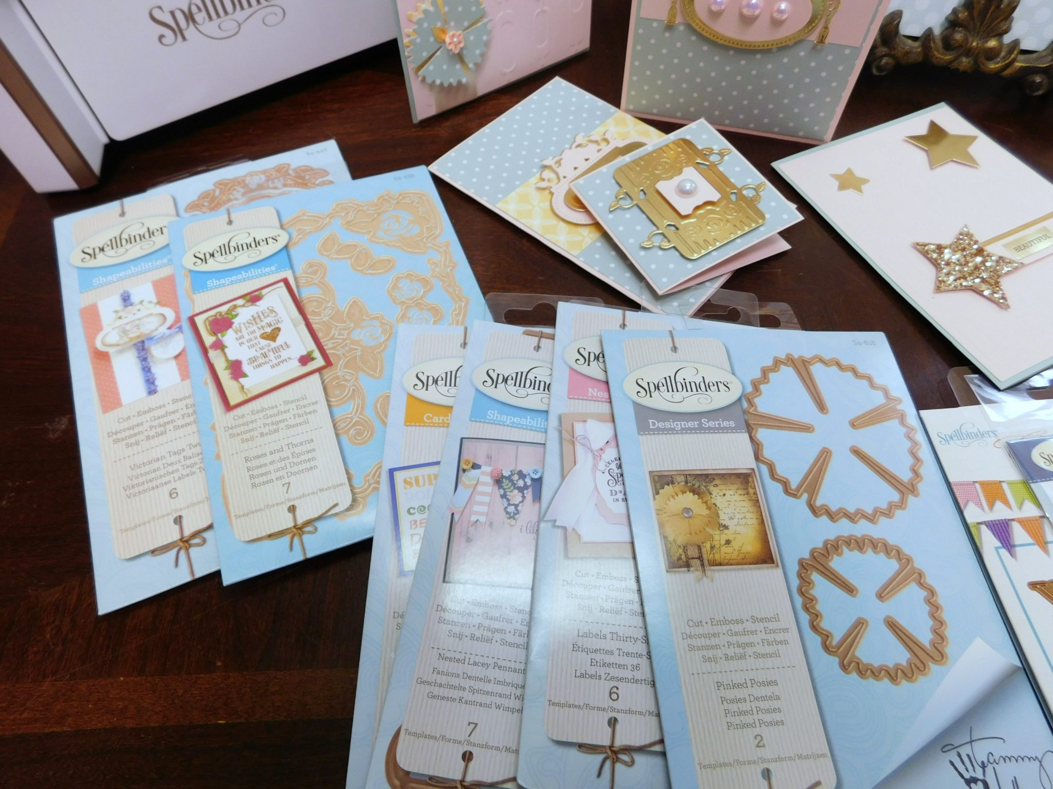 March 2018 Spellbinders Surprise Bundle