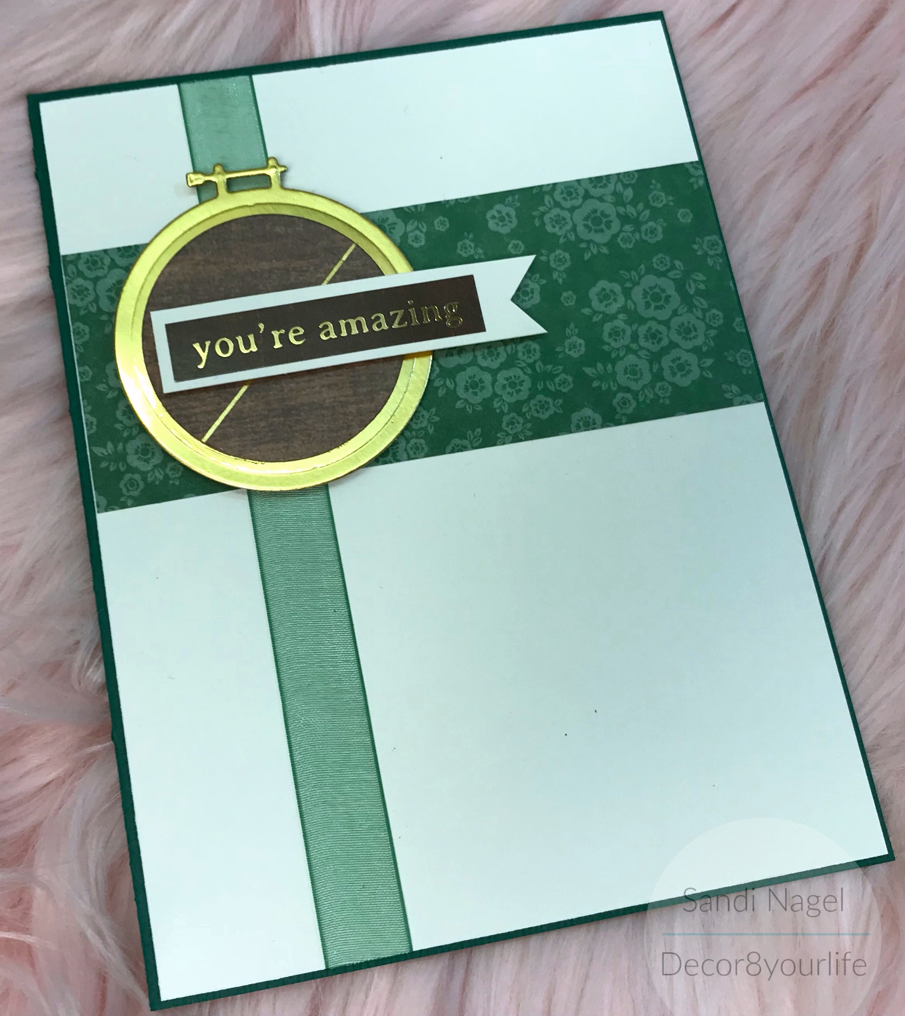 Spellbinders May 2018 Card Kit of the Month |