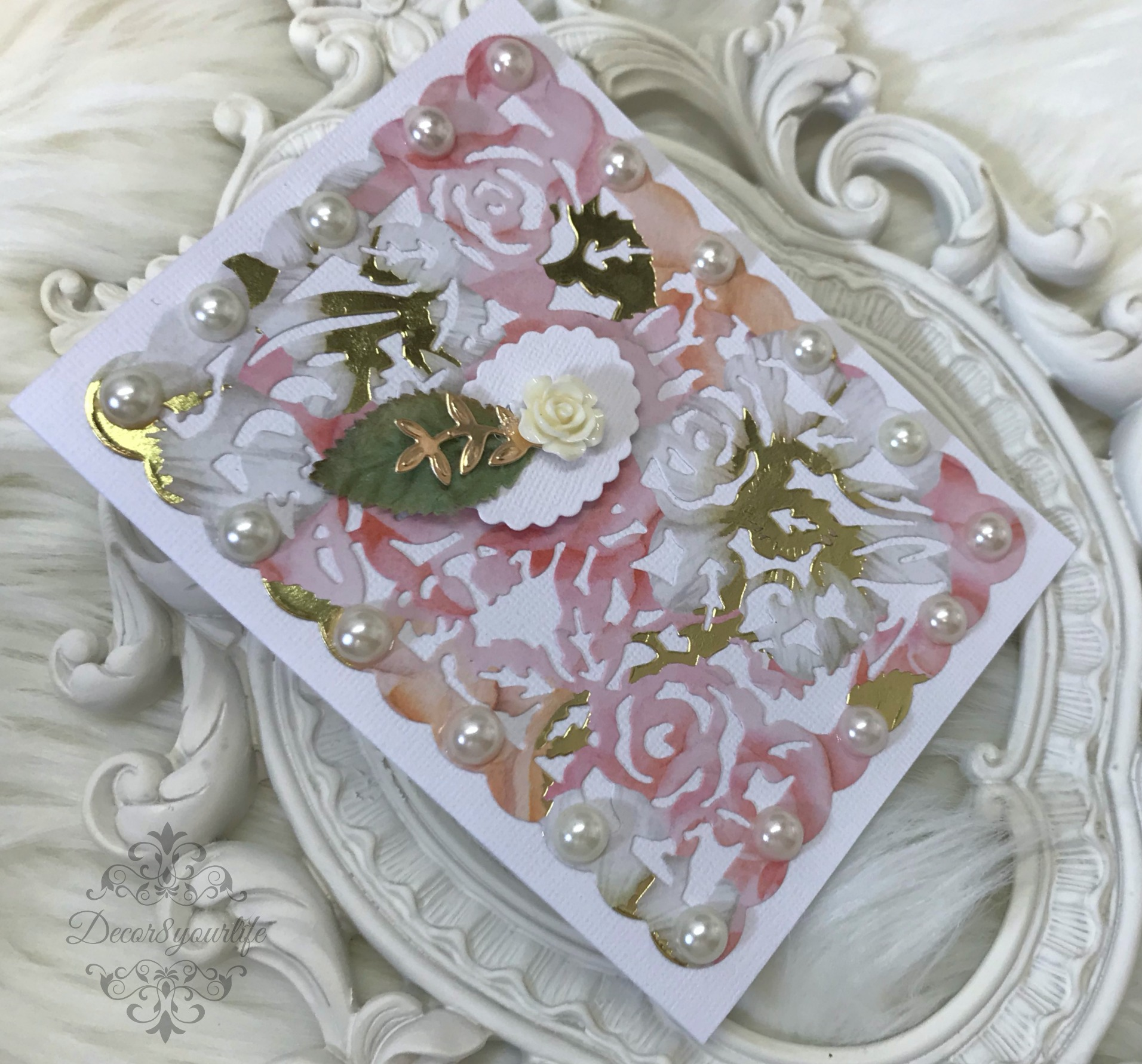 how to make quick and easy cards