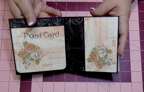 Graphic 45 Card Making Tutorial
