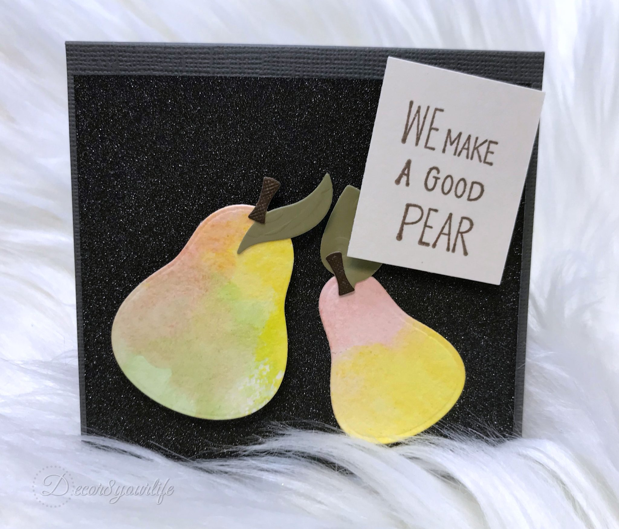Water Color Card Making Ideas