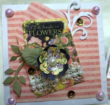 Graphic 45 Note Card and Gift Box tutorial