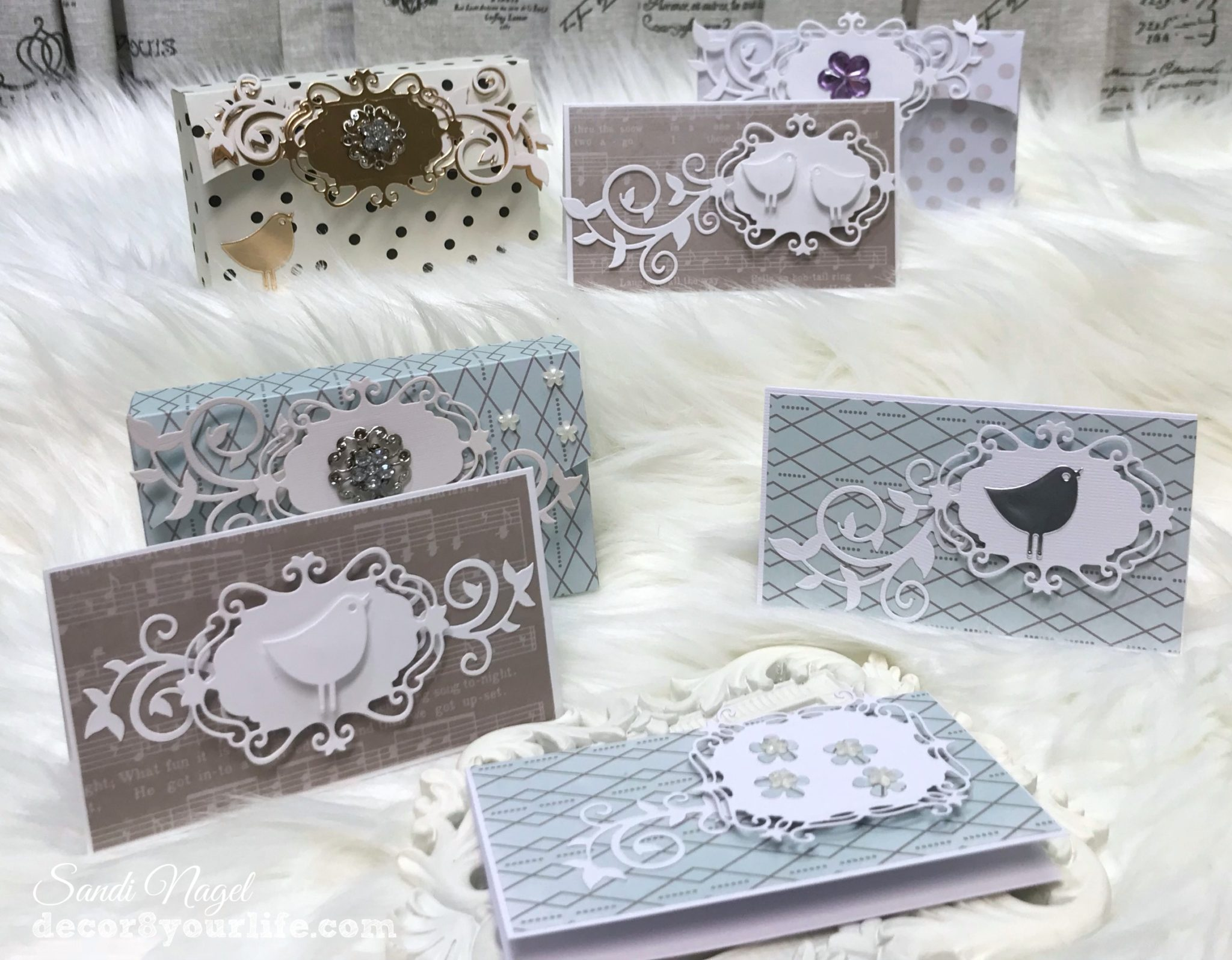card making ideas August 2018