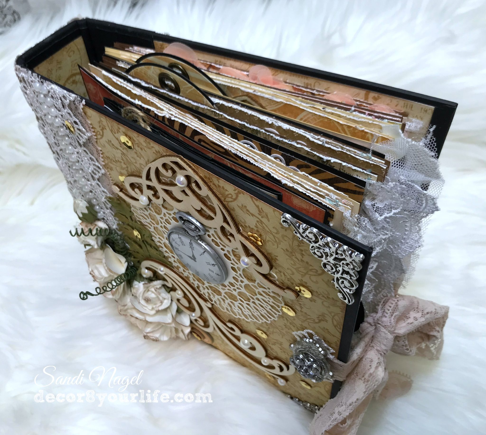 Shabby Vintage Junk Journal Ideas