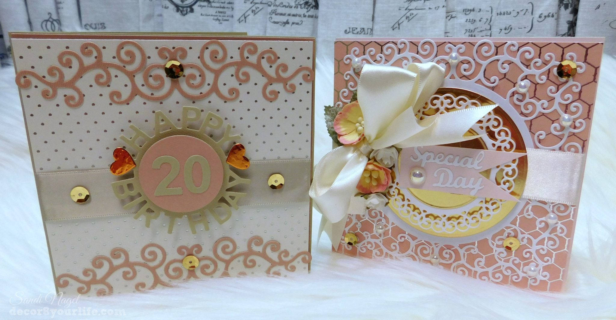Spellbinders cardmaking tutorial