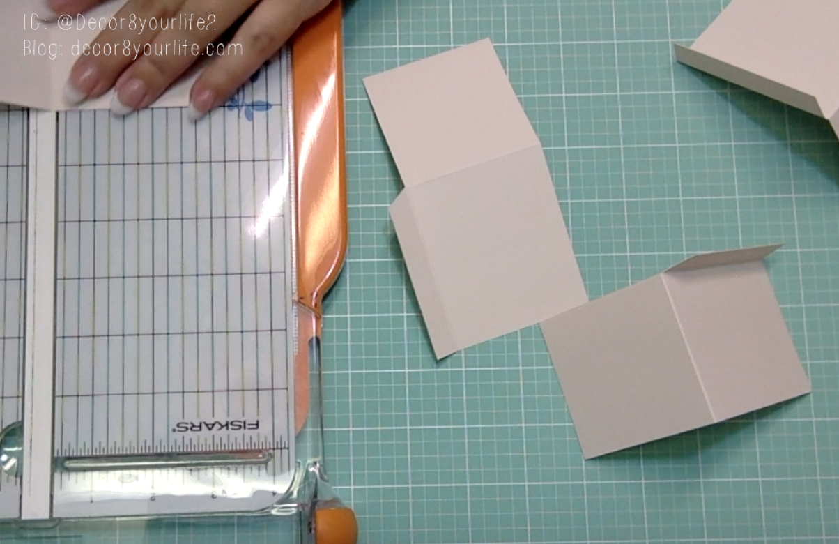 Graphic 45 Pop Up Card Tutorial