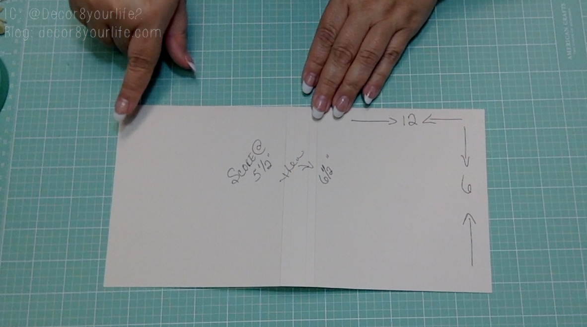 how to make beautiful greeting cards from scratch