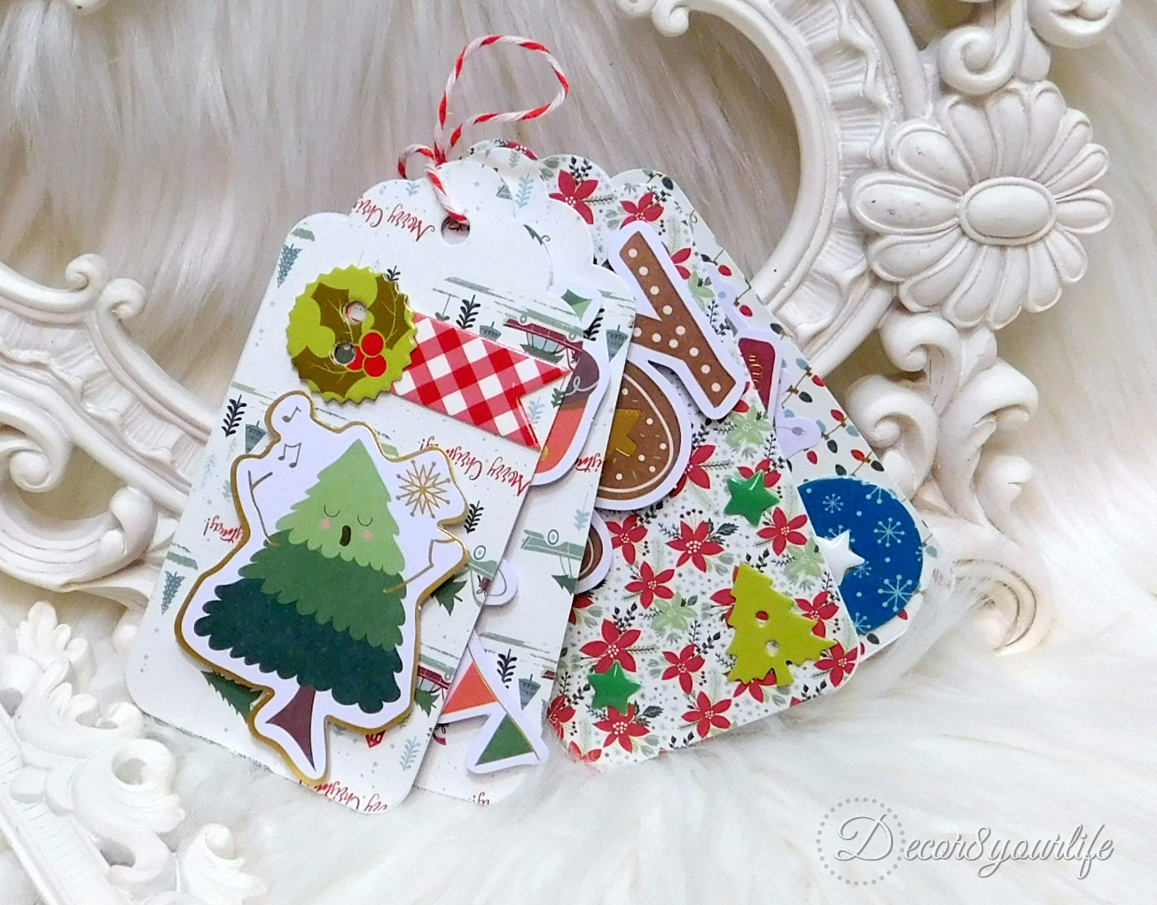 christmas gift tags ideas