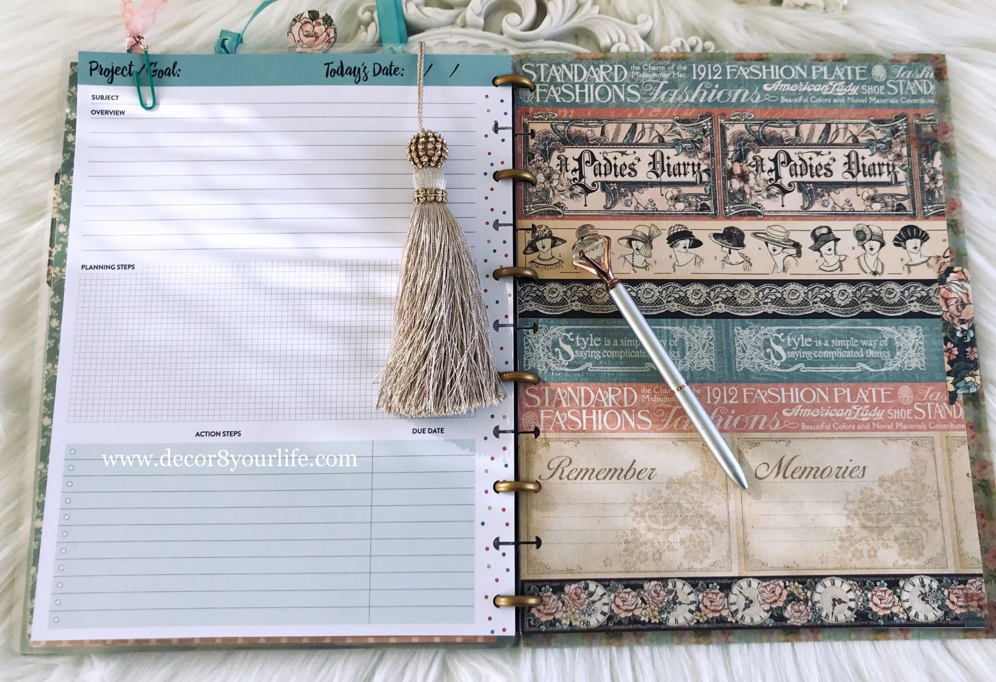 2019 Planner Layouts